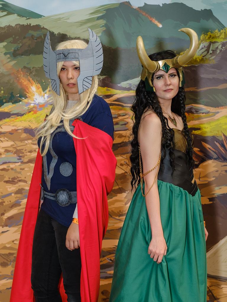Thor & Loki - Marvel