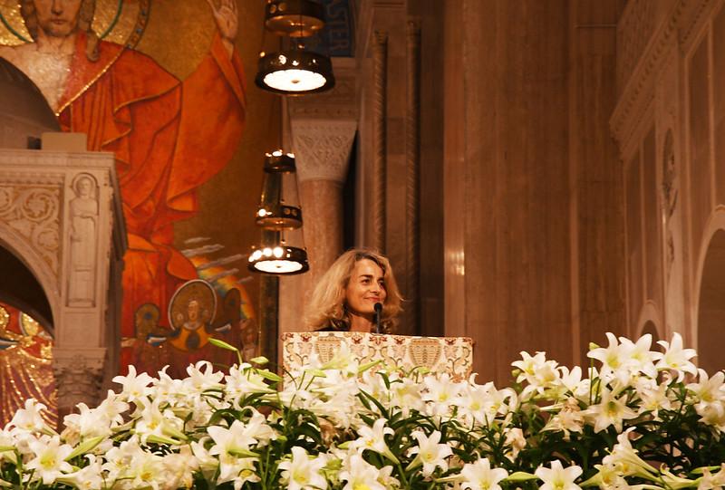 Together with Notre-Dame de Paris, 26th April 2019