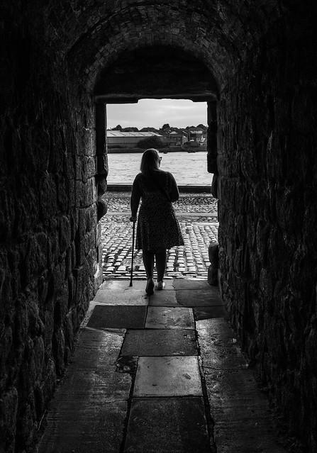 Berwick upon Tweed. Northumberland. North East England.  UK
