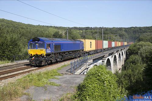 PB 15 Crossrail . Z 41680 . Rémersdael . 23.07.19.