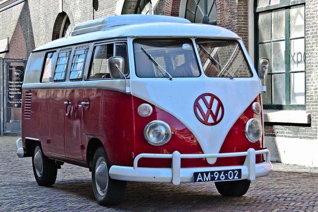 Volkswagen Typ 2 T1c Camper 1967 (7967)