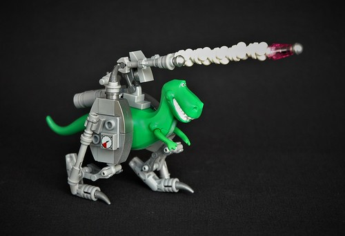 Rex Mayhem - Toy story uncut