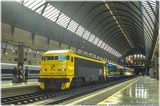 Tren de los 80 en Santa Justa