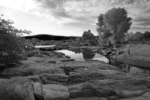 landscapes lakes arizona rocks rock