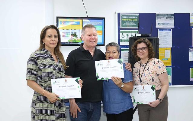 23.07.19 Lançamento de projeto de acolhimento aos novos aposentados