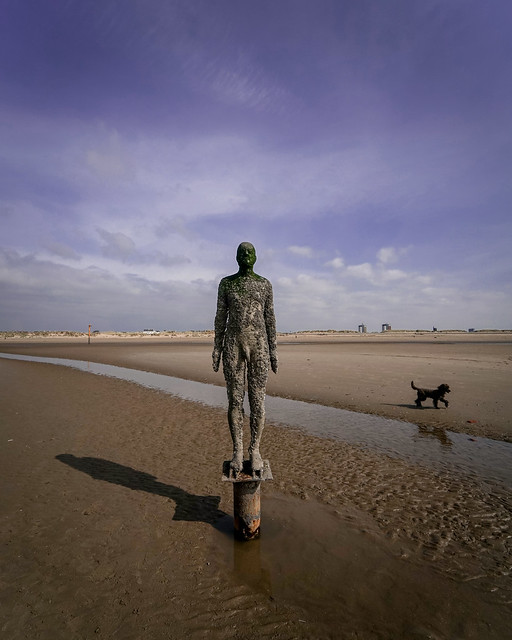 Formby Beach Landscapes