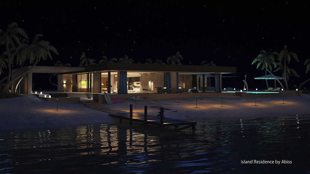 Island Residence by Abiss // Giveaway time!! - TeleportHub.com Live!