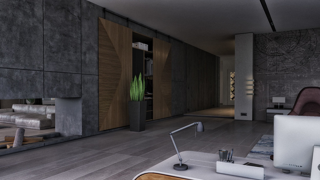 Island Residence by Abiss  // Room & Living - TeleportHub.com Live!
