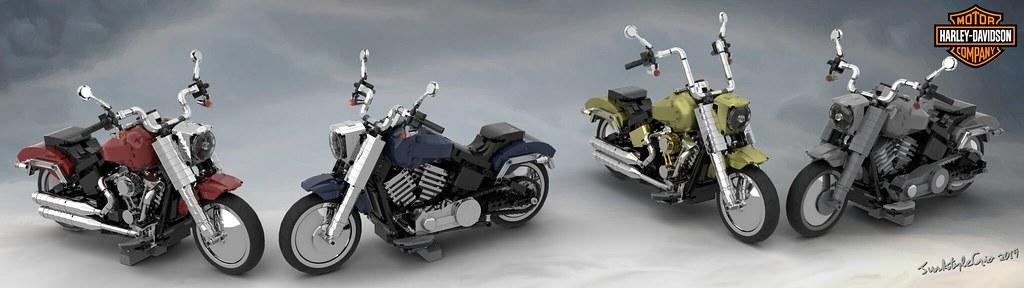 10269 Harley Davidson 7 4