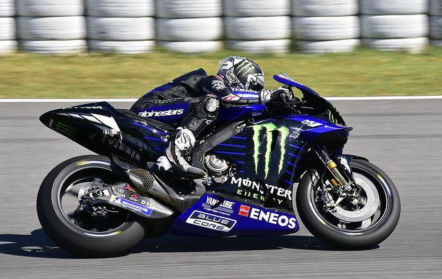 Yamaha / Maverick VIÑALES / SPA / Monster Energy Yamaha MotoGP