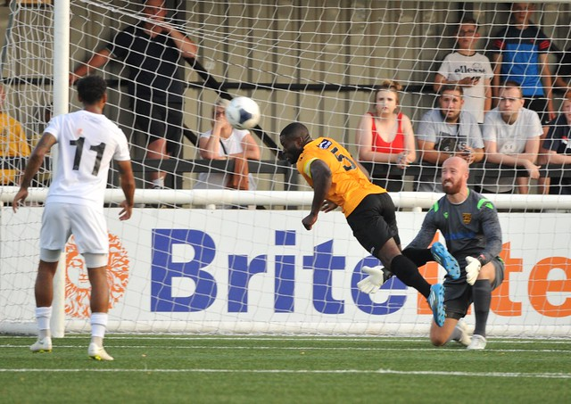 PSF: Maidstone United 1-1 Dagenham & Redbridge