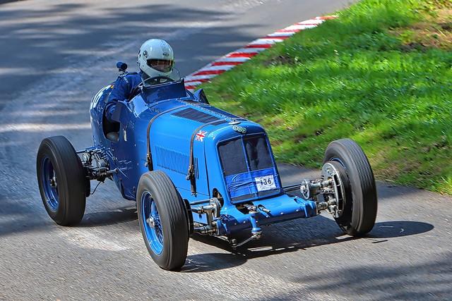 136 - 1937 ERA C Type 1486cc Supercharged - Terry Crabb - ACN_4711