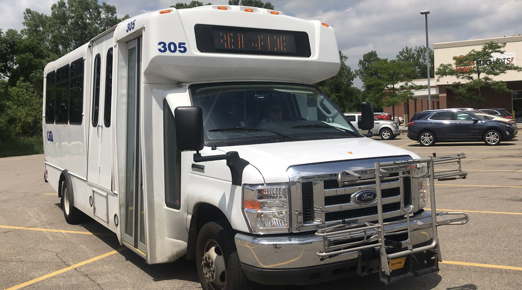 Redi-Ride Millage Renewal Before Voters in Meridian Township on August 6th