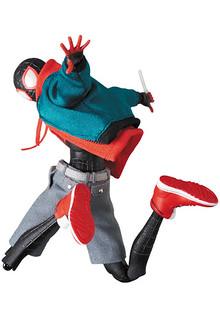 MAFEX 《蜘蛛人:新宇宙》「蜘蛛人(邁爾斯·摩拉斯)」!マフェックス No.107 MAFEX SPIDER-MAN(Miles Morales)