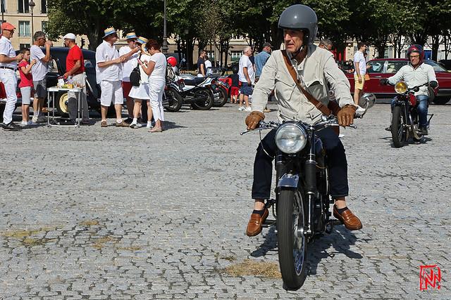 Sur les 600 anciennes de nombreuses motos ....