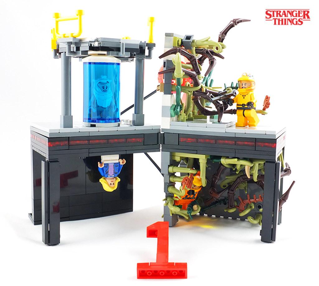 LEGO® TBB Stranger Things Contest: Hawkins Lab
