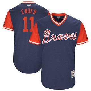 Mens-Majestic-Atlanta-Braves-11-Ender-Inciarte-Ender-Authentic-Navy-2017-Players-Weekend-MLB-Jersey-500x500