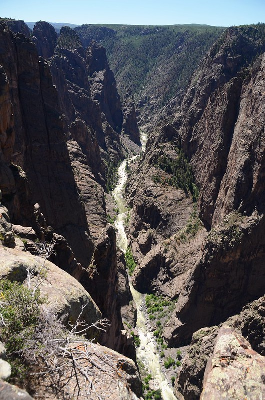 The Narrows View, North Rim (2)