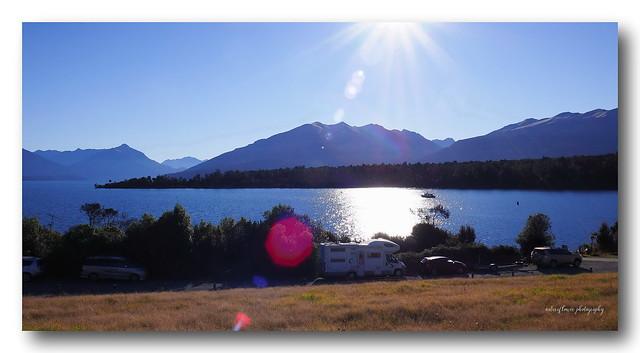 Sunnyday @ Lake Mistletoe.