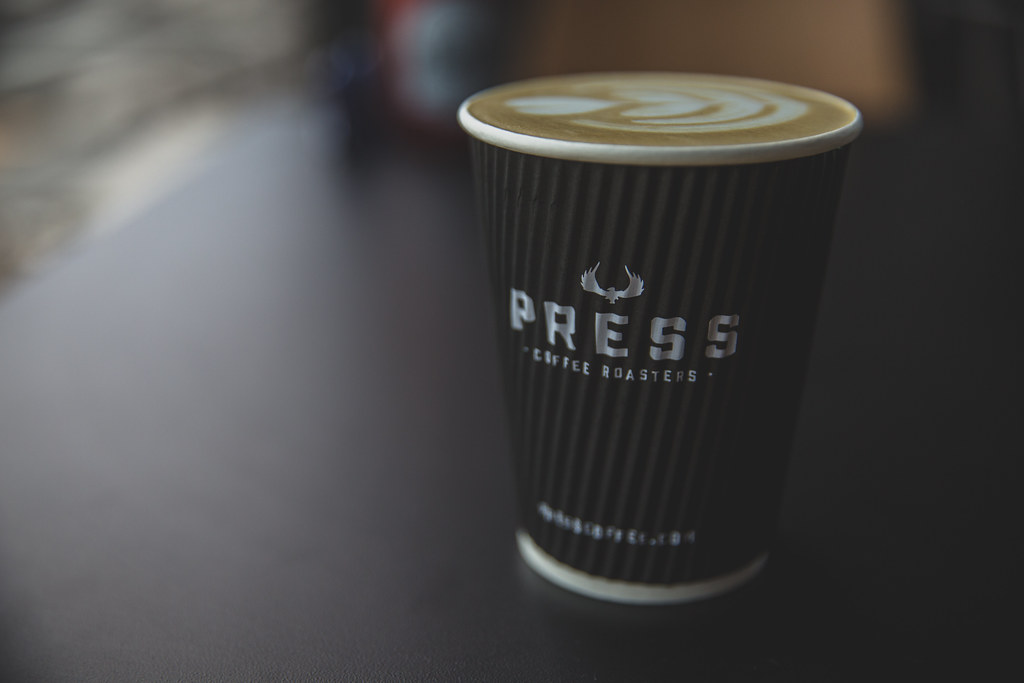 Press Coffee Grand Opening 32nd Street + Shea