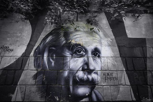 Graffiti Art in Opatija - Croatia