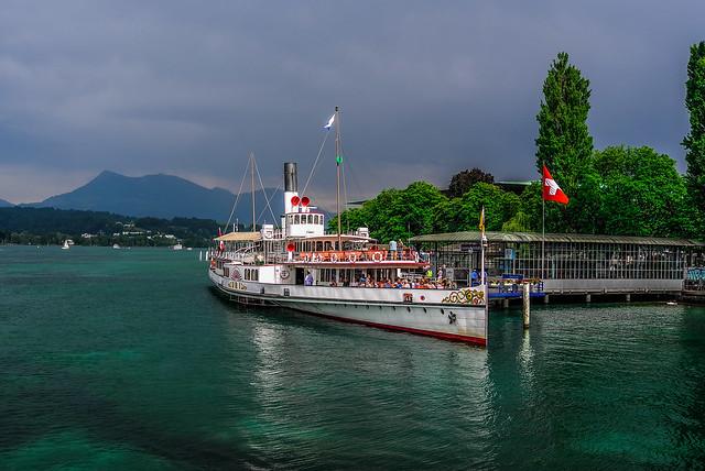 Switzerland - Vierwaldstättersee