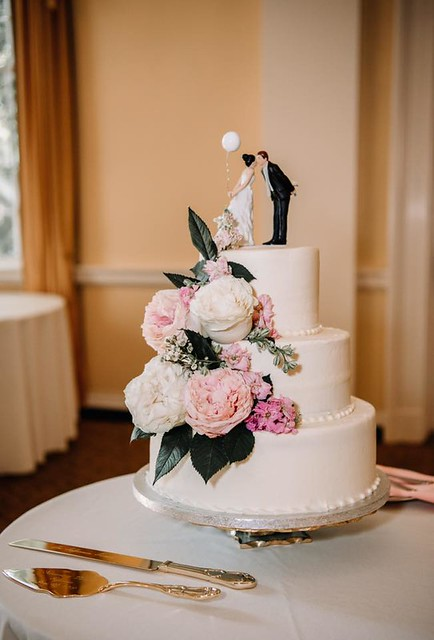 Wedding Cake by The CakeRoom Bakery