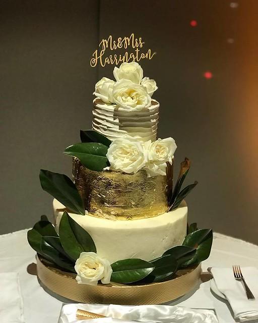 Wedding Cake by Shortcake Bakery