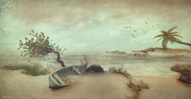 [.Carolina - Beach.]