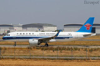 F-WWIK Airbus A320 Neo China Southern