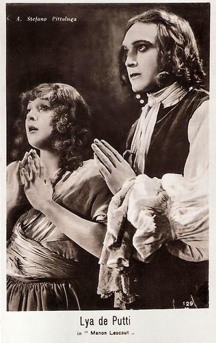 Lya de Putti and Vladimir Gajdarov in Manon Lescaut (1926)