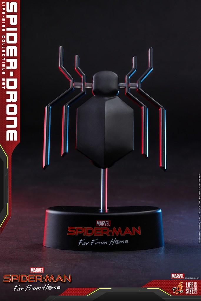 Hot Toys - LMS011 -《蜘蛛人:離家日》蜘蛛無人機 Spider-Drone 1:1 比例道具複製品套裝組