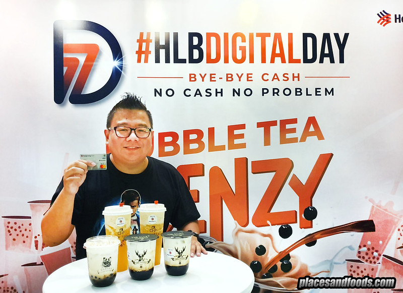 hlbdigitalday bubble tea frenzy