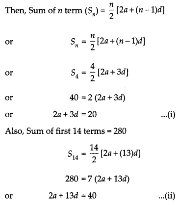 CBSE Previous Year Question Papers Class 10 Maths 2019 Delhi Set I Q24