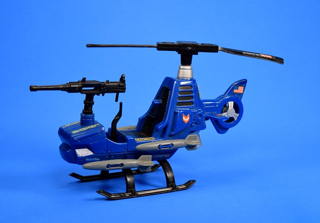 Special Action Squad Command Copter by Lanard Toys, 1994