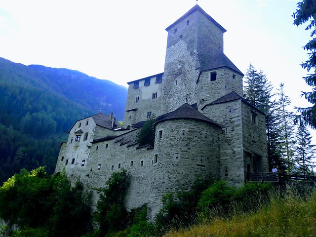 Campo Tures Castle (Bolzano). One of the next historical researches I will have to face.