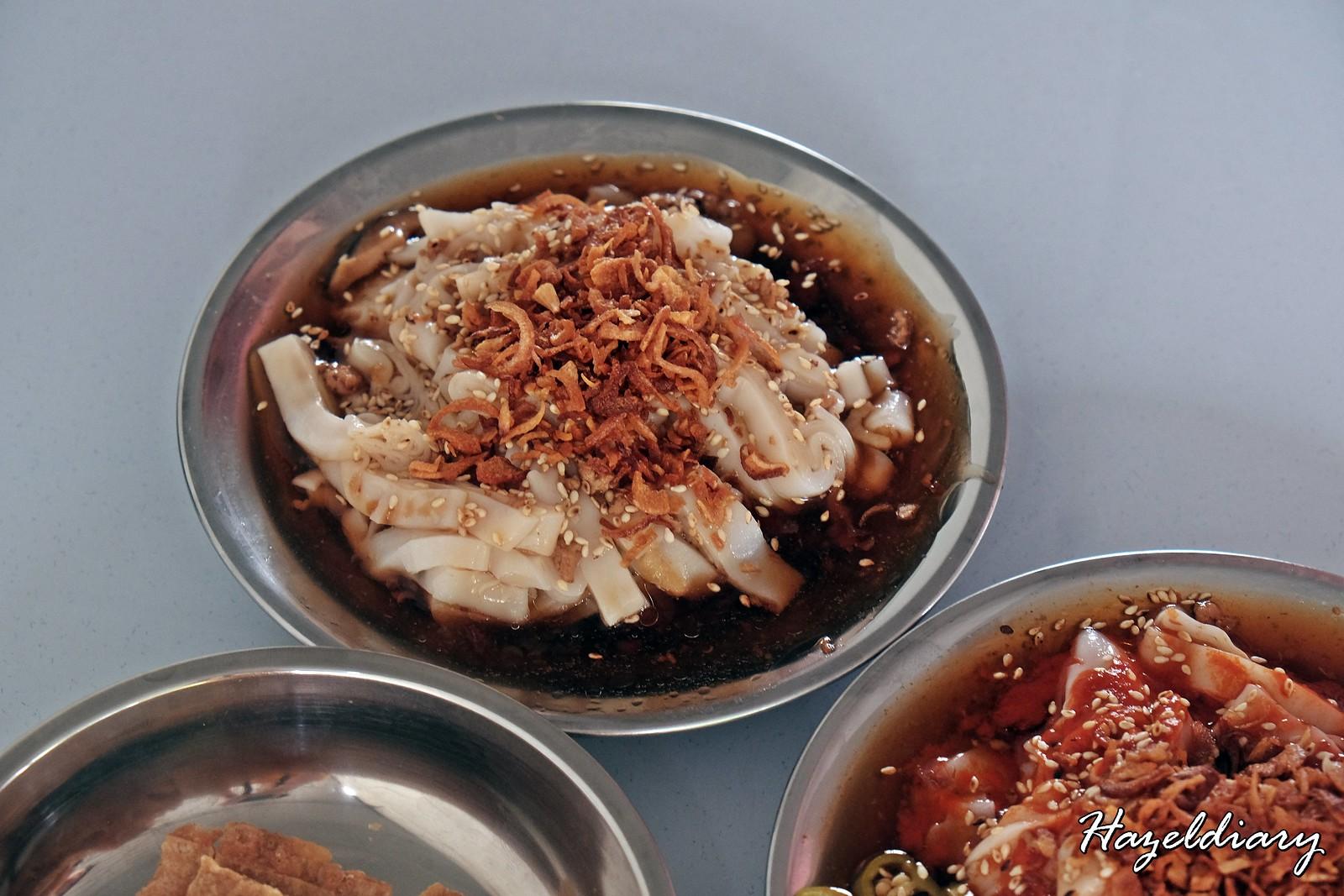 Canning Garden Ipoh-Cheong Fun-Mushroom
