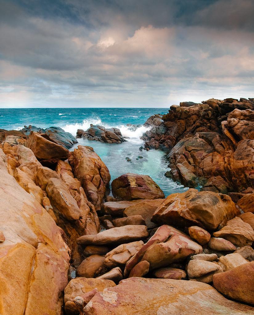 Coastal Rock Pool
