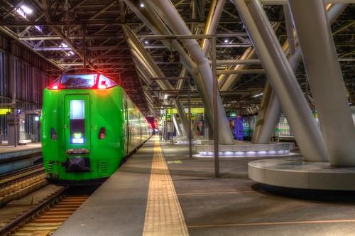 20-07-2019 Asahikawa Station (5)