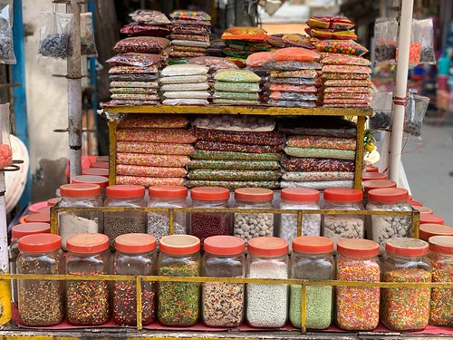 City Food - Vanshas Candy Cart, Sadar Bazaar, Gurgaon