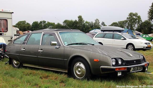 Citroën CX 20 Pallas E 1983