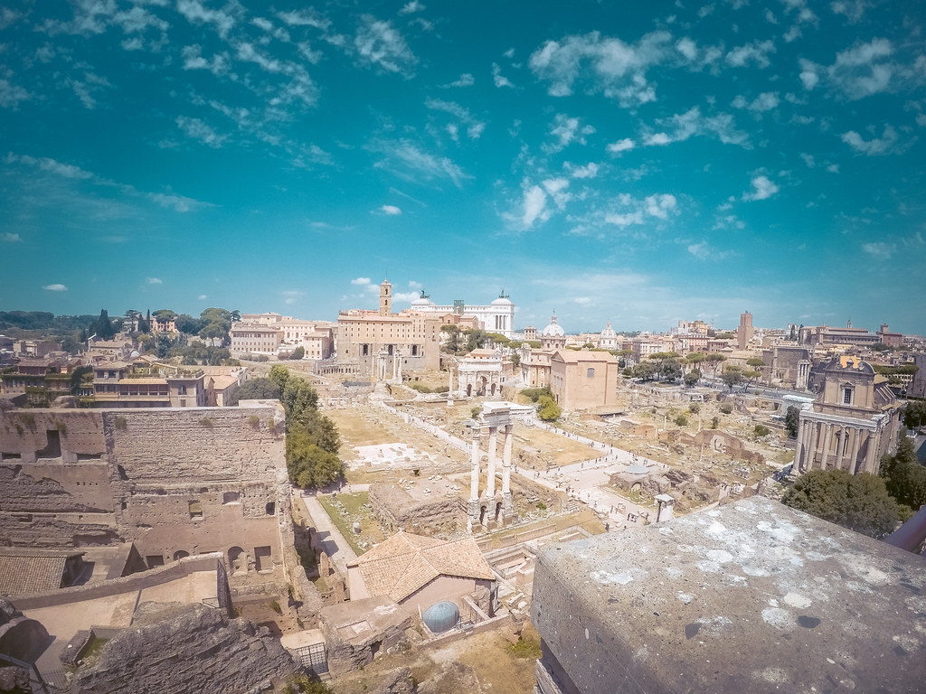 Roma Forum and Palatine Hill | Rome in 2 Days