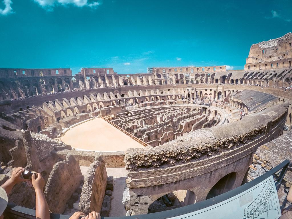 Colosseum | Rome in 2 Days