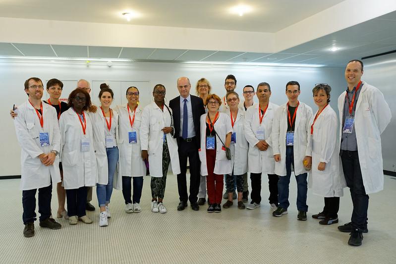 51es Olympiades internationales de Chimie: lancement des travaux pratiques