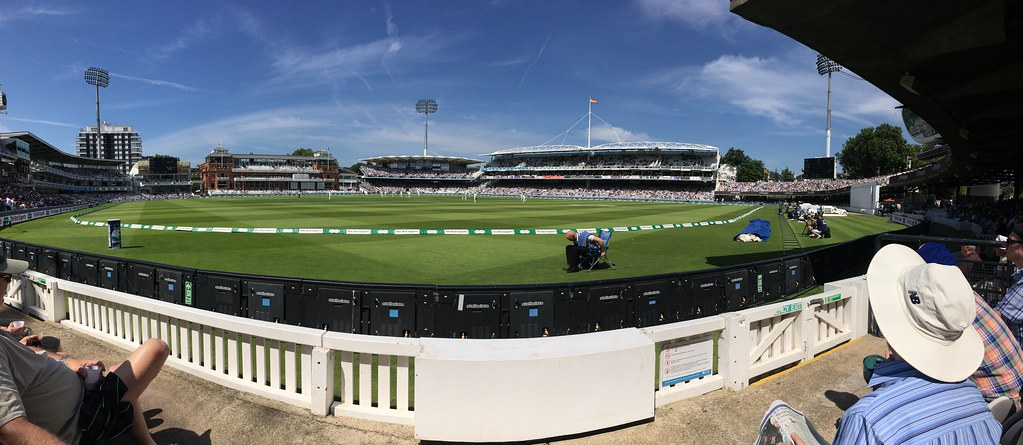 Photo of the Lord's ground