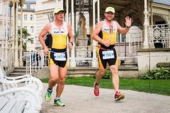 Triatlon se propojuje s běháním