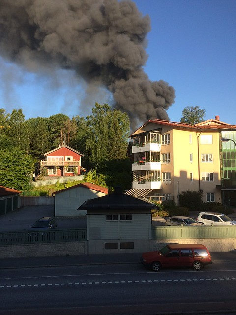 Storbrand i Norrtälje (3)