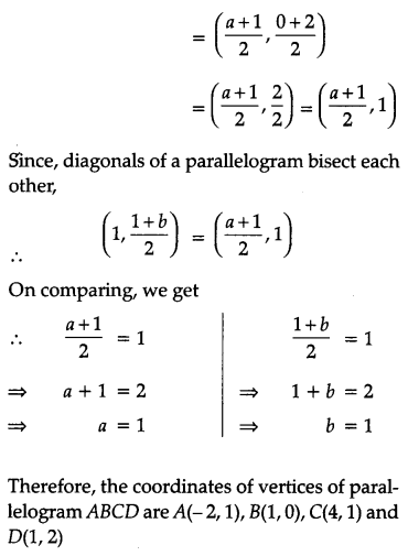 CBSE Previous Year Question Papers Class 10 Maths 2018 Q15.1