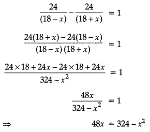 CBSE Previous Year Question Papers Class 10 Maths 2018 Q23