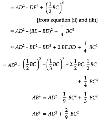 CBSE Previous Year Question Papers Class 10 Maths 2018 Q25.1